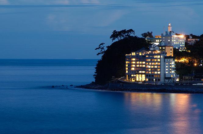 伊豆・稲取温泉旅館 食べるお宿 浜の湯