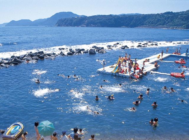 東伊豆 海水浴