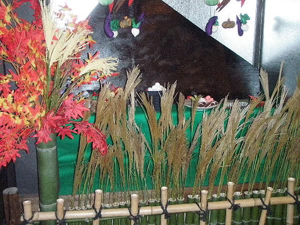 文化公園雛の館秋の特別展示のご案内