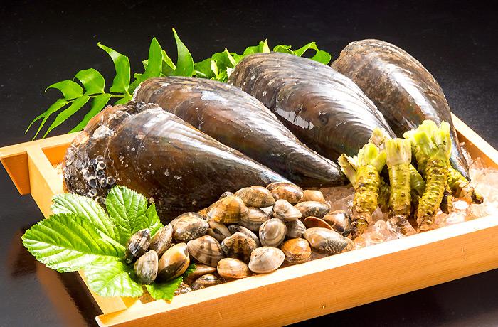 旬な素材 平貝