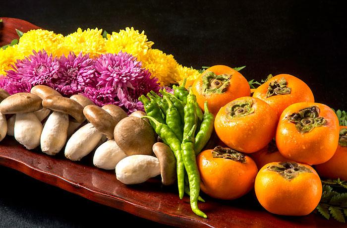 【今月の献立料理】長月・神無月の献立料理のご紹介
