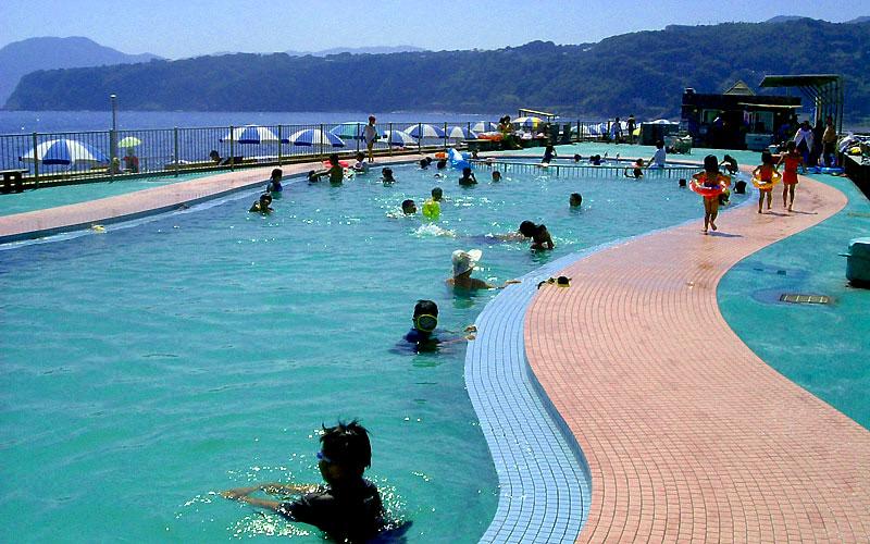 稲取海浜プール